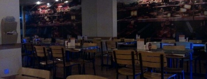 Diesel Cafe is one of Best Food Places In Mangalore.