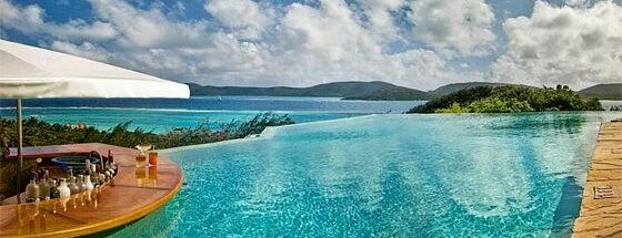 Necker Island is one of Dream Destinations.