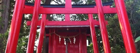 銭掛稲荷神社 is one of Shinto shrine in Morioka.