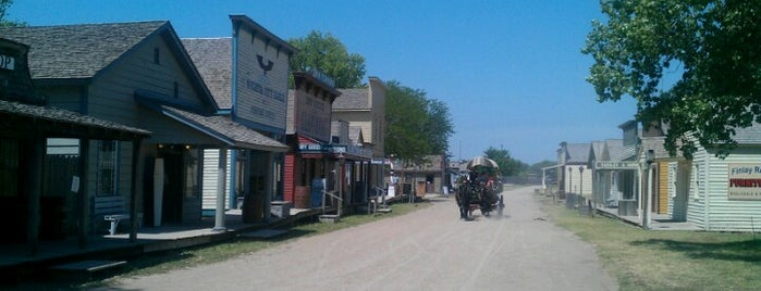 Old Cowtown Museum is one of Things to do in Wichita, KS.
