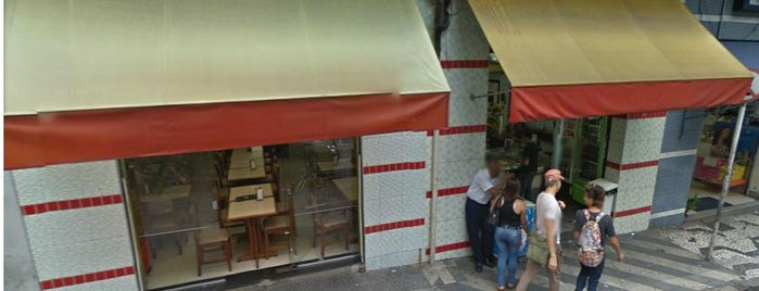 Lanchonete e Restaurante Pamplona is one of P.F. Week.