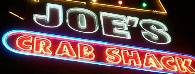 Joe's Crab Shack is one of Good Eats~!.