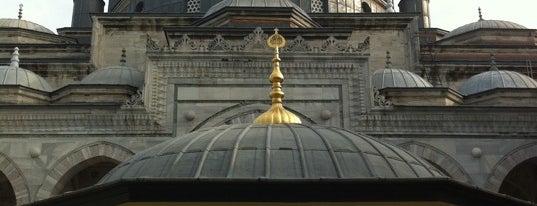 Beyazıt-Moschee is one of 1stANBUL Tarih turu.