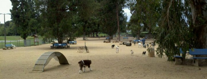 Recreation Park Dog Park is one of For K9 friends in SFValley+.