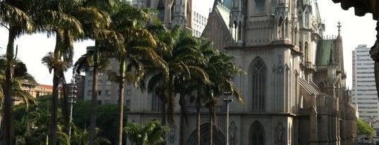 Catedral da Sé is one of Liberdade e Centro.