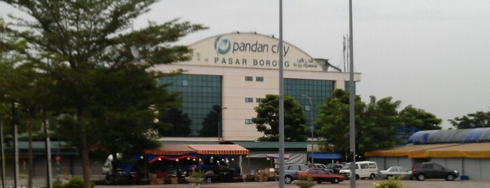 Pasar Borong Pandan City is one of Shopping Paradise.
