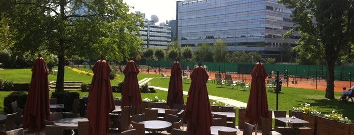 Tennis Club de Paris is one of Great Venues To Visit....