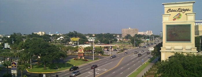 Biloxi, MS is one of The 10 Largest Cities of Mississippi.