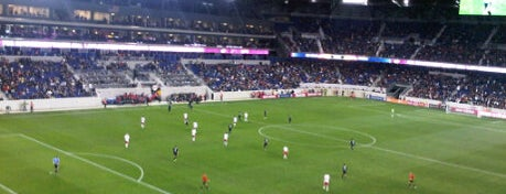 Red Bull Arena is one of Major League Soccer Stadiums.