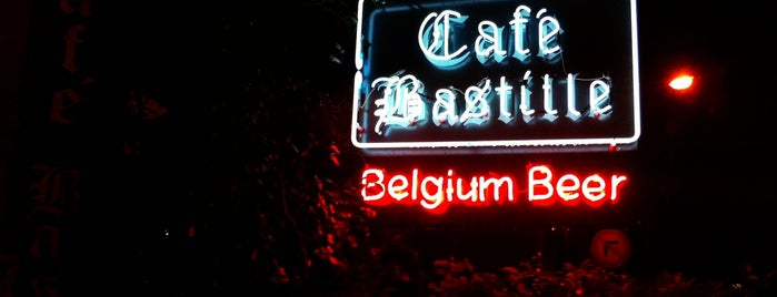 Café Bastille is one of Best Café-by咖啡事典.