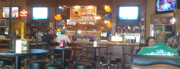 The Deuce Pub & Pit is one of CoMO Bar Musts.
