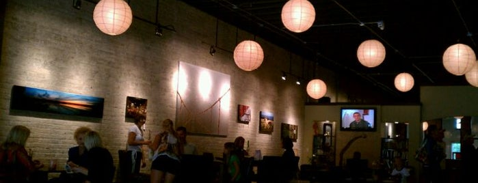 The Roots Coffeebar & Cafe is one of My Favorite Free Wi-Fi Spots Around the World.