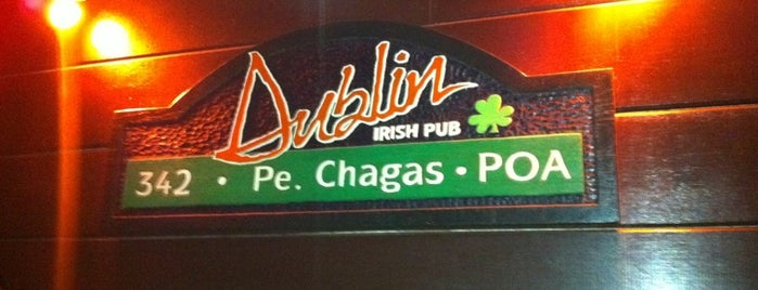 Dublin Irish Pub is one of Restaurantes e Afins.