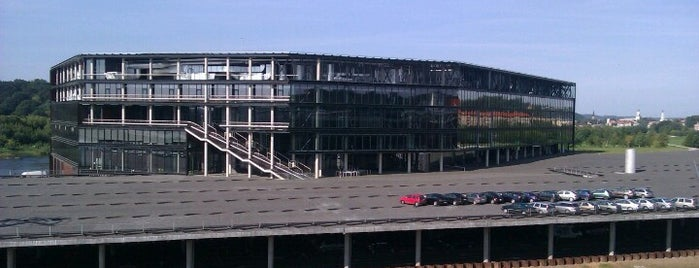 Zalgiris Arena is one of Events To Visit....