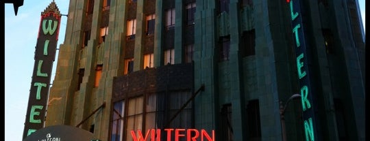 The Wiltern is one of My Favorite LA Music Venues!.