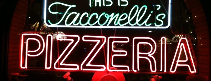The Original Tacconelli's Pizzeria is one of pizza places of world 2.