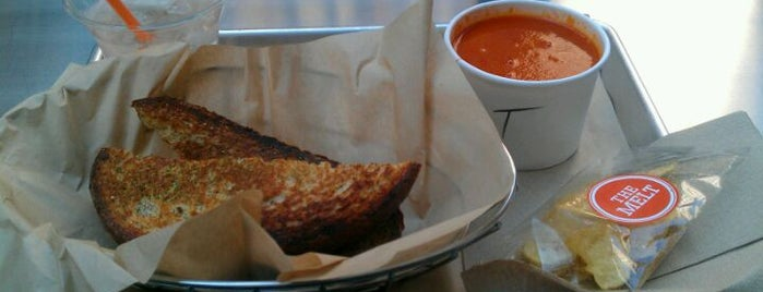 The Melt is one of SF: Grub Under $10.