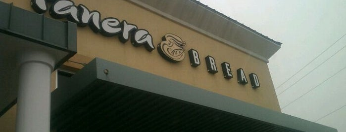 Panera Bread is one of Places I've been near me.
