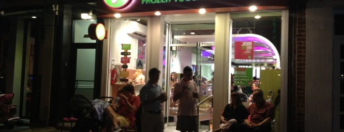 16 Handles is one of I Scream badge- New York.