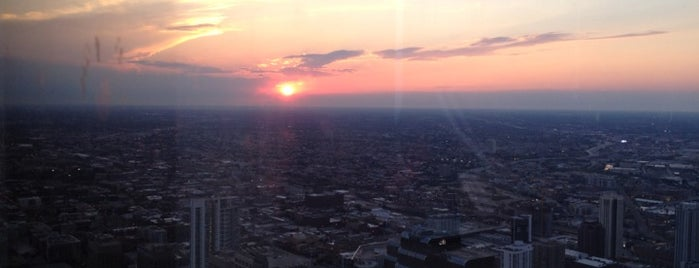Willis Tower is one of Road Trip Bucket List with Midlife Road Trip.