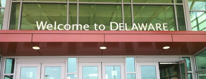 Delaware House Travel Plaza is one of Places I've been.