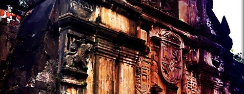 Intramuros is one of Manila.