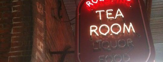 Roebling Tea Room is one of NYC.