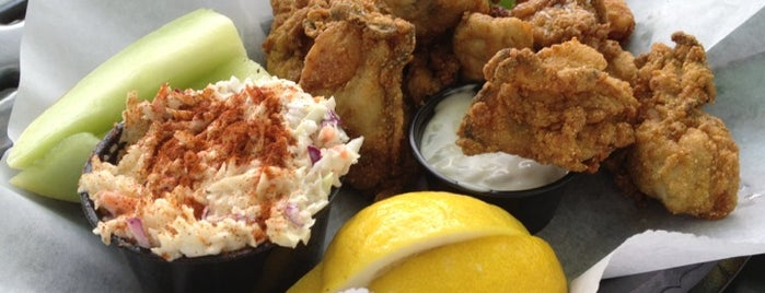 Sea Salt Eatery is one of The 15 Best Places for a Seafood in Minneapolis.