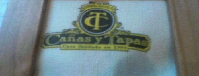 Cañas y Tapas is one of De cañas.