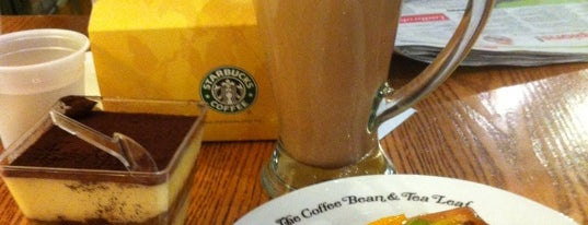 The Coffee Bean & Tea Leaf is one of Makan @ Utara #2.