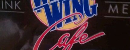 Wild Wing Cafe is one of Downtown Spartanburg Small Biz.