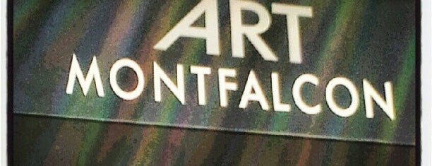 Art Montfalcon is one of Art spaces.