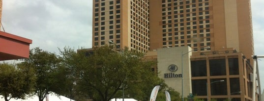 Hilton Austin is one of SXSW 2012.
