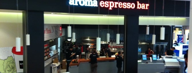 Aroma Espresso Bar is one of Aroma Espresso Bar - US Locations.