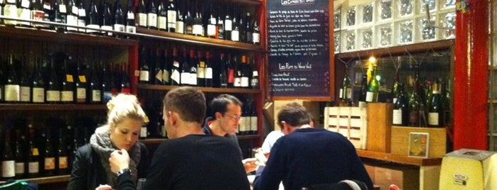 Le Verre Volé - Le Bistrot is one of (restaurants) in Paris.