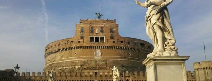 Castle of the Holy Angel is one of Da non perdere a Roma.