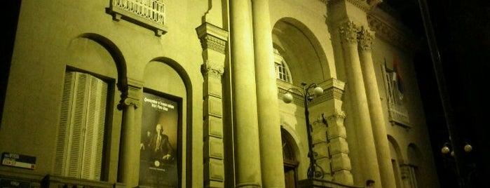 Nikola Tesla Museum is one of Belgrade.