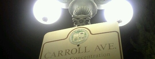 Carroll Avenue is one of Cool things to see and do in Los Angeles.
