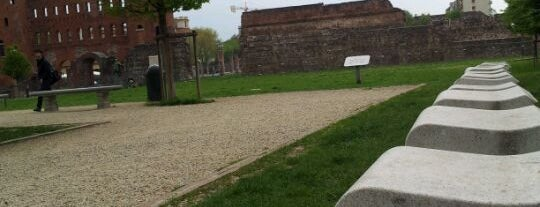 Parco delle Porte Palatine is one of #4sqCities #Torino - 80 Tips for travellers!.