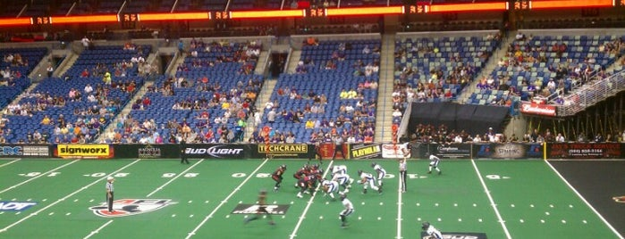 New Orleans Voodoo Arena Football Headquarters is one of Must-Do Pensacola.