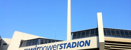 Vonovia Ruhrstadion is one of 4sqRUHR Bochum #4sqCities.