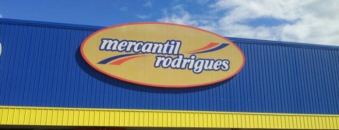 Mercantil Rodrigues is one of cruz das almas.