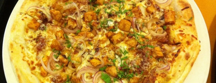 California Pizza Kitchen is one of Thumbs up!.