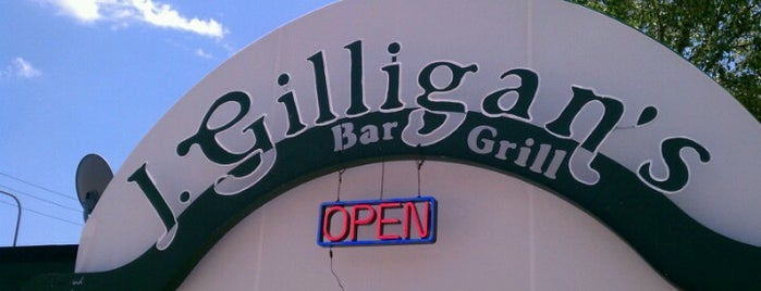 J. Gilligan's Bar & Grill is one of Restaurants.