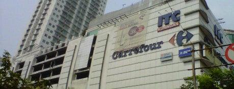 ITC Kuningan is one of Malls in Jabodetabek.