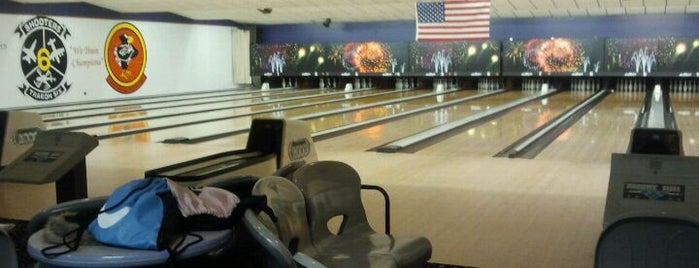 NAS Whiting Field Bowling Alley is one of Must-Do Pensacola.