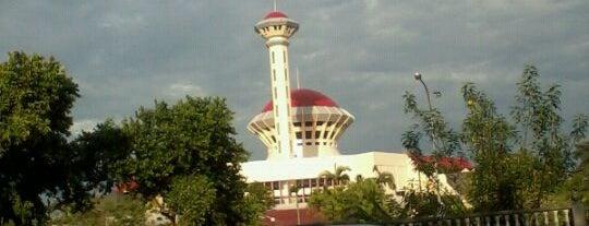Masjid UPM is one of Baitullah : Masjid & Surau.