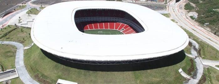 Chivas Stadium is one of Instalaciones / Venues.