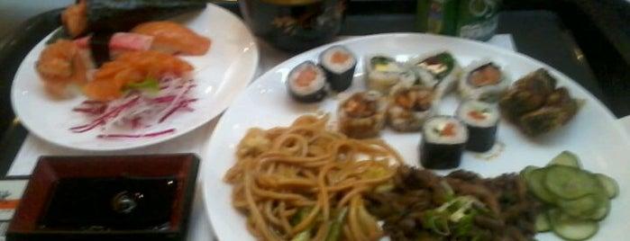 Aki Healthy Food is one of Restaurante Japonês.