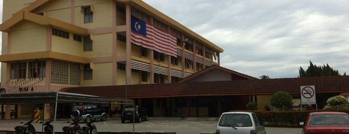 Hospital Kuala Kangsar is one of Explorer @ Kuala Kangsar.